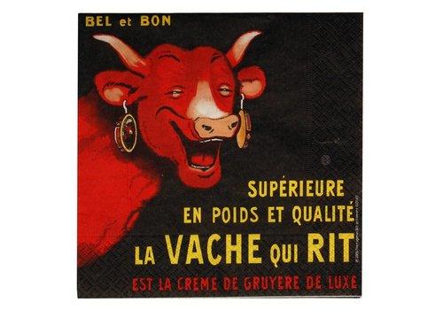 French Classics Vache Qui Rit Pakje 20 Servetten