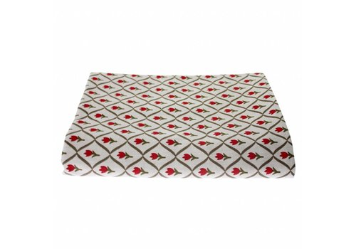Kom Amsterdam Tafelkleed 150x250 cm Tulip, Rood