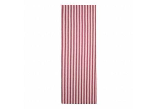 Kom Amsterdam Tischläufer 45x150 cm Breton Rot