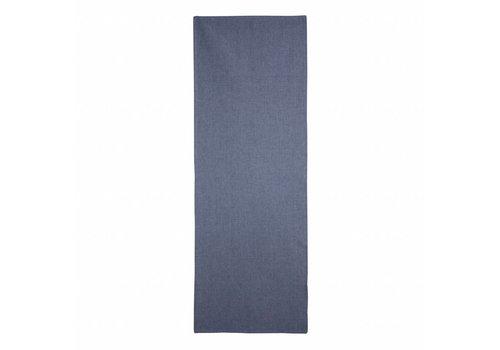 Kom Amsterdam Tischläufer 45x150 cm Grid Blau