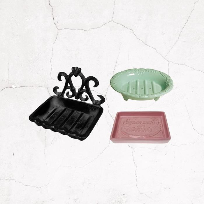 Soap dishes & Holders