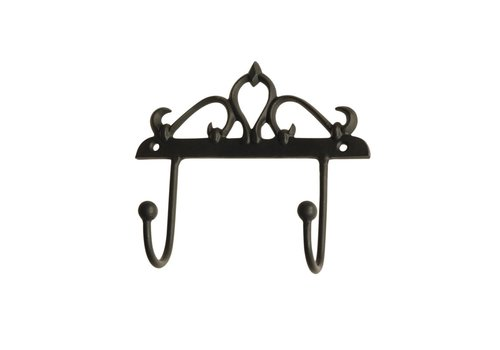 French Kitchen Collection French Kitchen Collection Double Hook 14xH13 cm Iron