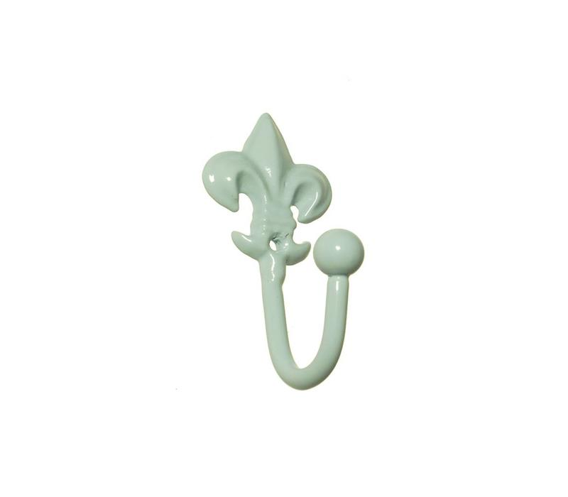 French Kitchen Collection Mini Hook H10cm Iron Mintgreen