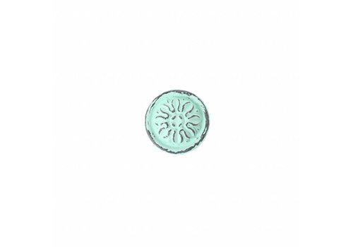 "French Kitchen Collection French Kitchen Collection ""Vintage"" Knob, Mint Green"
