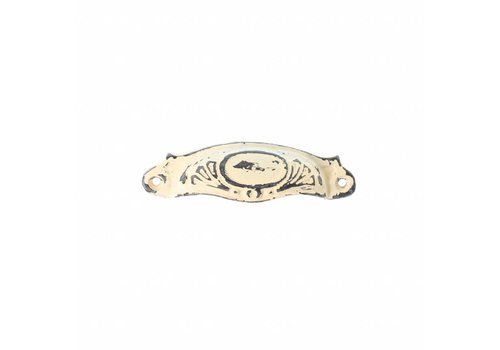 """French Kitchen Collection VG3C French Kitchen Collection """"Vintage"""" Handle, Ivory Yellow"""
