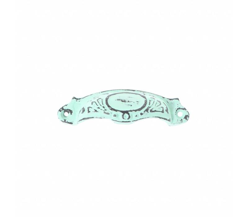 """VG3M French Kitchen Collection """"Vintage"""" Handle, Mint Green"""