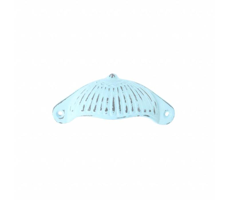 """VG1B French Kitchen Collection """"Vintage"""" Handle, Blue"""