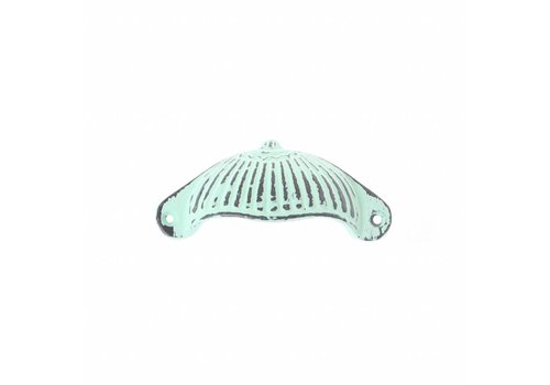 """French Kitchen Collection VG1M French Kitchen Collection """"Vintage"""" Handle, Mint Green"""