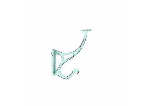"French Kitchen Collection French Kitchen Collection ""Vintage"" Hook, Mint Green"