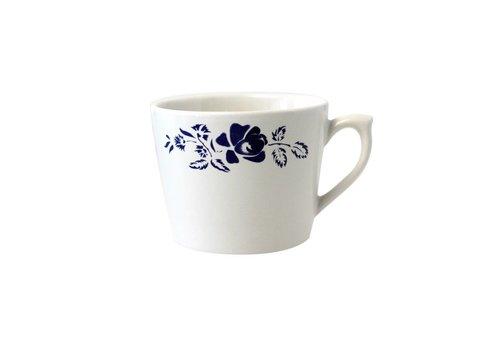 Dépôt d'Argonne Dépôt d'Argonne Cappuccino Cup Rose Blauw