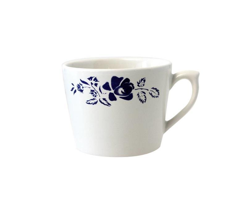 Dépôt d'Argonne Cappuccino Cup Rose Blauw