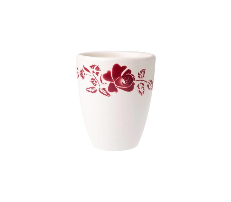 Dépôt d'Argonne Mug Rose, Red