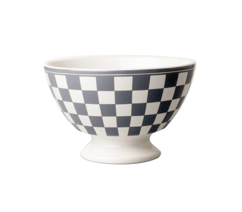 Dépôt d'Argonne Bowl Medium Damier, Grey