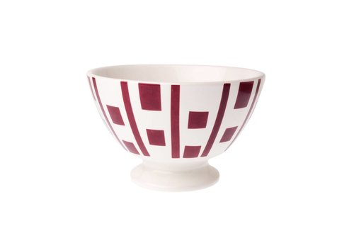 Dépôt d'Argonne Bowl Medium Carré, Red
