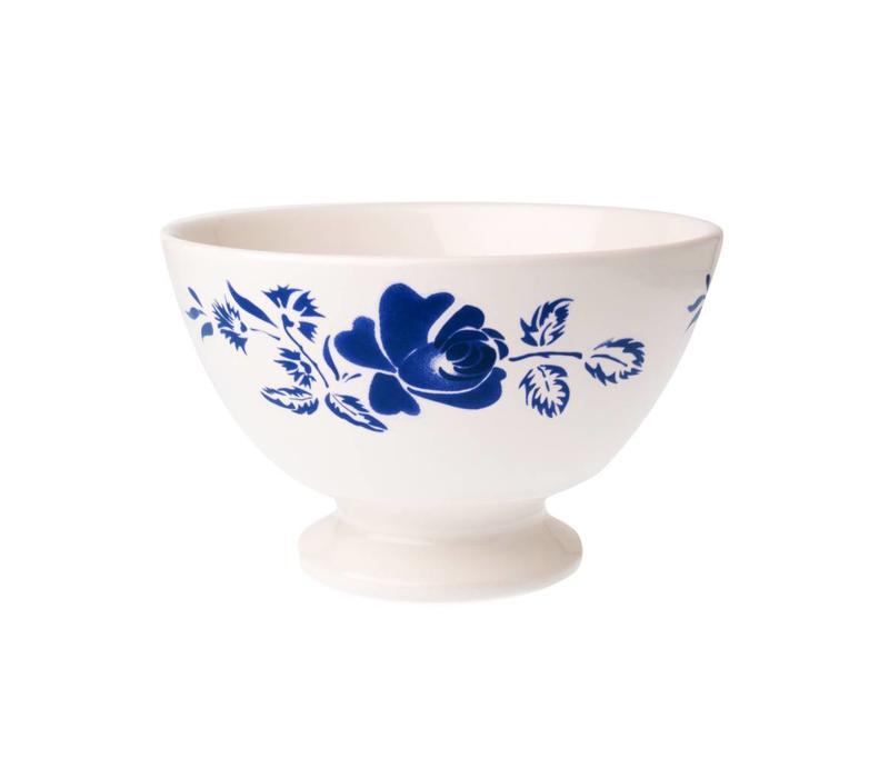Dépôt d'Argonne Bowl Medium Rose, Blue