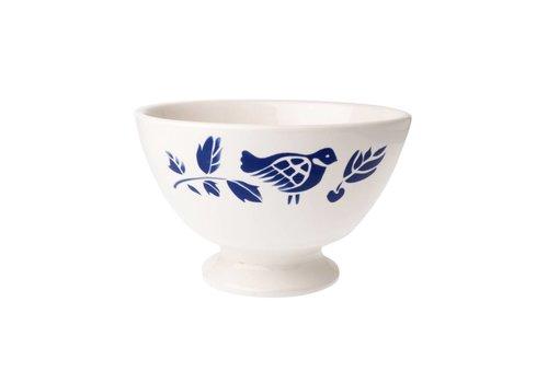 Dépôt d'Argonne Dépôt d'Argonne Bowl Medium Pigeon, Blue