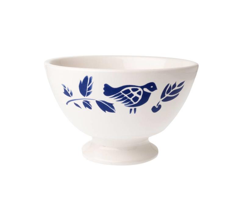 Dépôt d'Argonne Bowl Medium Pigeon, Blue