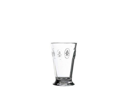 Kom Amsterdam Rochère water/latte/longdrink glas 30 cl 'Franse Lelie'