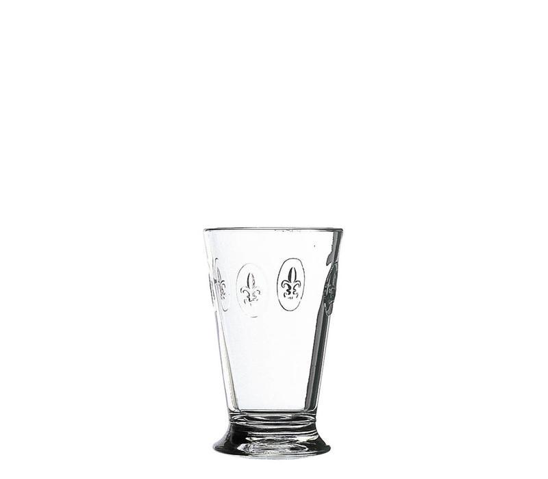 Rochère water/latte/longdrink glas 30 cl 'Franse Lelie'