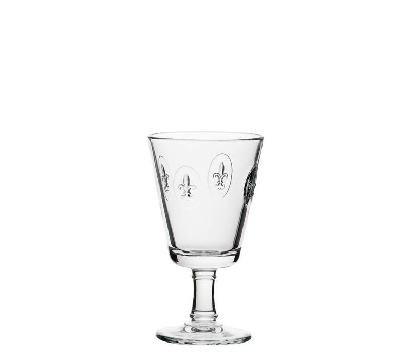 Bistrot Weinglas 24 cl Französische Lilie