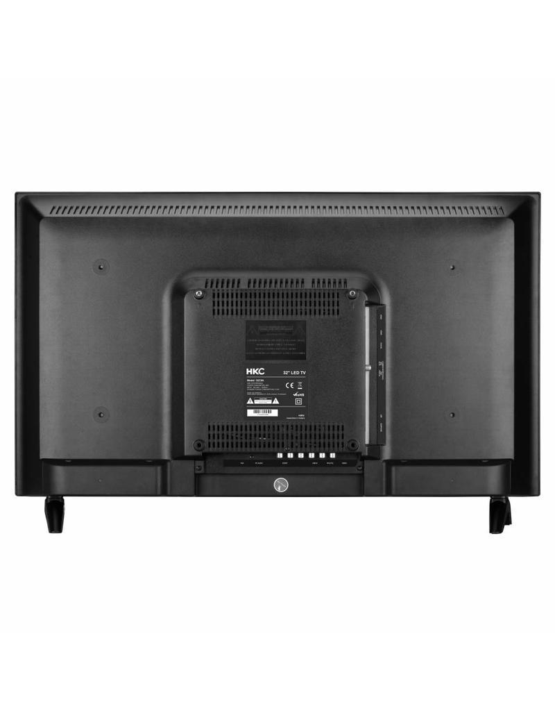 """HKC 32"""" LED HD TV, T2/T/S2/S/C/CI+/HDMI/USB"""