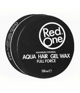 Red One Aqua Wax Black