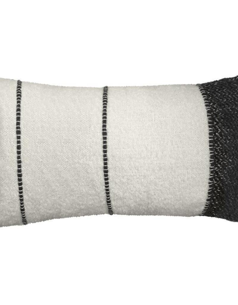 Berber offwhite cushion
