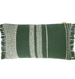 Berber turtle green cushion  (1 March)