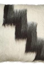 Floor cushion 100% wool stairway 90x90