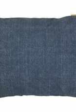 Indigo tucan duvet cover