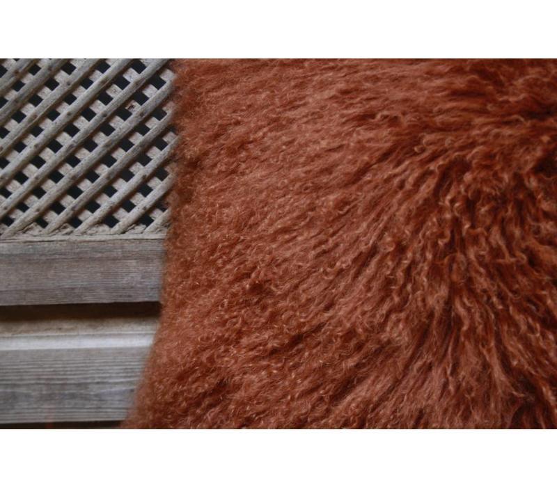 Sierkussen Rood met binnenvulling 45x45cm