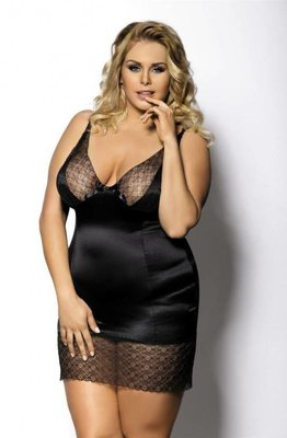 Anais Size Plus Chemise Enfia in grote maat