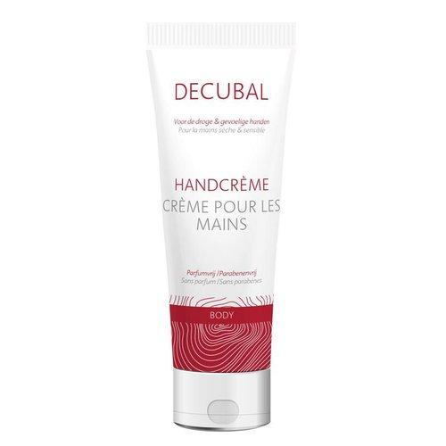 Decubal Decubal Handcreme droge/gevoelige huid (75ml)