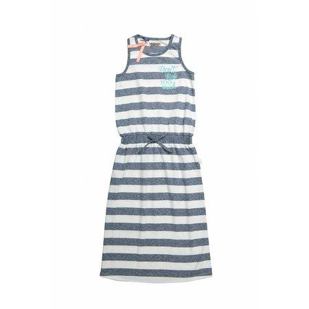 Meisjes lange jurk don't think too much