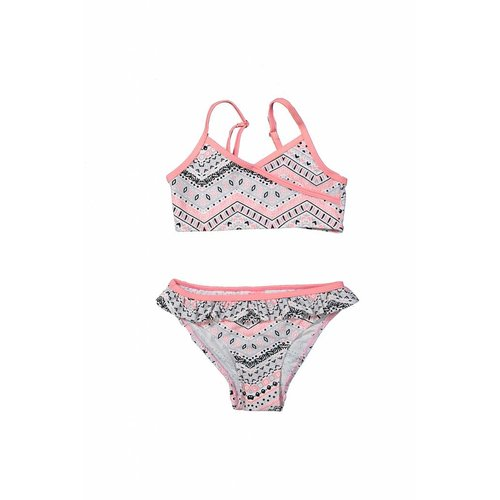 Meisjes bikini love pink
