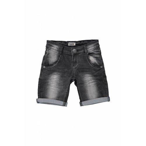 Boys jeans shorts sunset beach