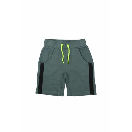 Jongens jogging short sunset beach
