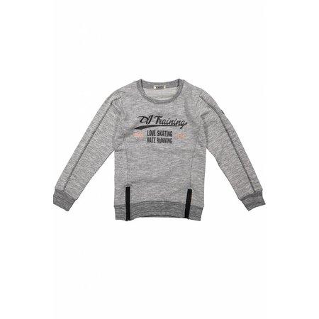 Jongens sweater face the track