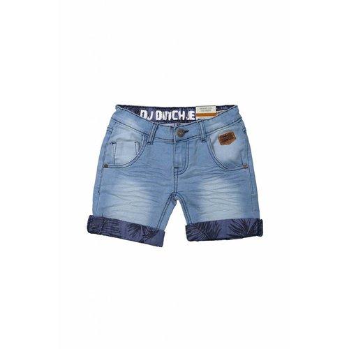 Jongens jeans short dutchjeans on aruba