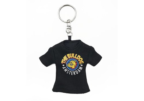 The Bulldog Amsterdam The Bulldog T-Shirt Sleutelhanger