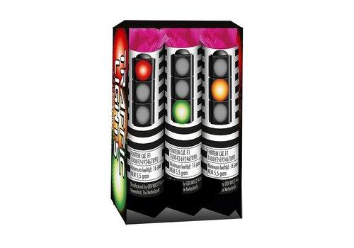 Weco Feuerwerk Stoplichten (3st)