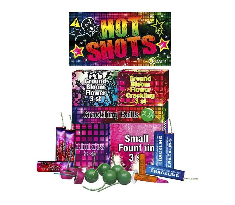 Hot Shots (Pakket)