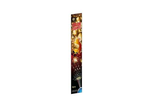 Broekhoff Vuurwerk Color Sparklers 32 cm (5st)