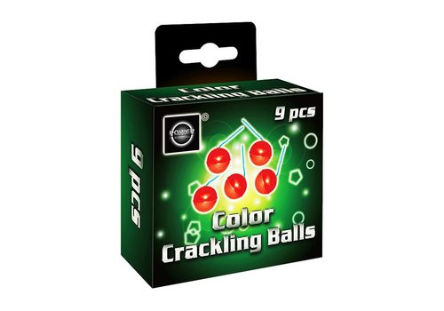 Broekhoff Vuurwerk Color Crackling Balls (9st)