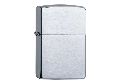Zippo Zippo Regular Chrome Brushed