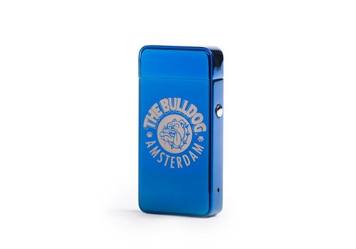 The Bulldog Amsterdam The Bulldog Plazmatic Lighter - Blue