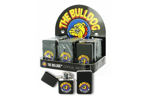 The Bulldog Amsterdam The Bulldog Olie Aansteker