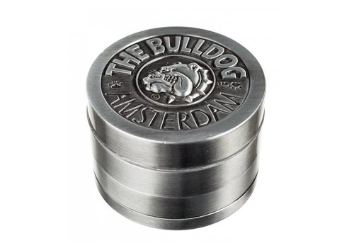 The Bulldog Amsterdam Metalen Grinder | 4 Part 50mm The Bulldog