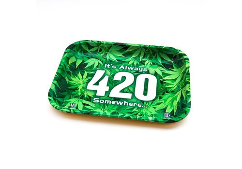 Metalen 420 Rolling Tray | Small