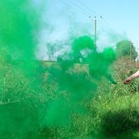 Noodsignaal Mr. Smoke 1 (Rook)